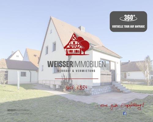 Verkauf Einfamilienhaus Rückersdorf